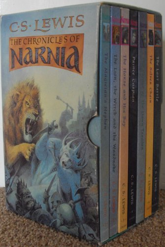 The Chronicles of Narnia - 7 Volumes Box Set (2002)