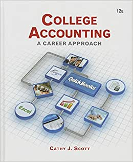 College Accounting: A Career Approach (with QuickBooks Accountant 2015 CD-ROM) (Newest Edition)
