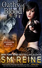 Oaths of Blood: An Urban Fantasy Novel (The Ascension Series Book 2)
