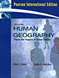 Places and Regions in Global Context: Human Geography (5th Edition) (0321561864) by Paul L. Knox