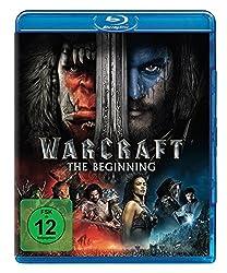 Warcraft: The Beginning [3D Blu-ray]