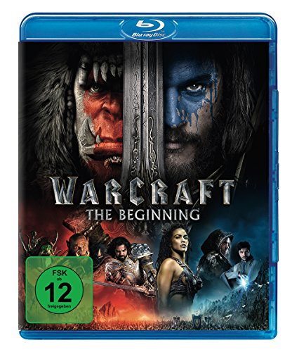 Warcraft: The Beginning [Alemania] [Blu-ray]