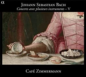 JS Bach: Concertos with Several Instruments V