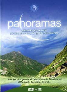 Bien-être & Relaxation : Panoramas [+ 1 CD Audio]