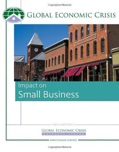 Custom Enrichment Module: Global Economic Watch: Impact on Small Business