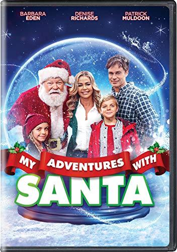 DVD : My Adventures With Santa