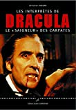Image de Les interprtes de Dracula : Le