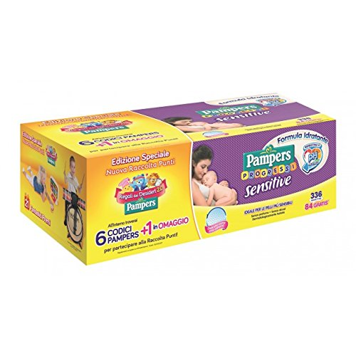 Pampers Sensitive x336 - Salviettine