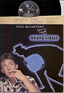 PAUL MCCARTNEY - GIVE MY REGARDS TO BROADWAY - LP VINYL