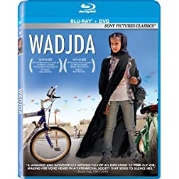 Wadjda (Two Disc Combo: Blu-ray / DVD)