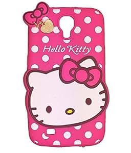 Fonixa Hello Kitty Back Cover Samsung Galaxy S4 Pink