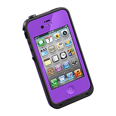 Waterproof iPhone 4S Case Rugged Durable Impact Resistant Shockproof Layer Case Cover for iPhone 4S from Caseproof