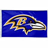 NFL Baltimore Ravens 3-by-5 Foot Flag