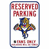 NHL Florida Panthers 11/17-Inch Sign at Amazon.com
