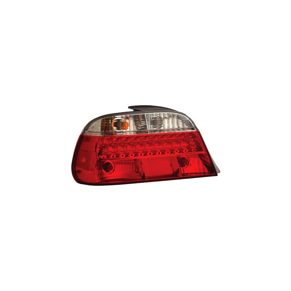 Anzo USA 321008 BMW Red/Clear LED Tail Light Assembly   (Sold in Pairs)