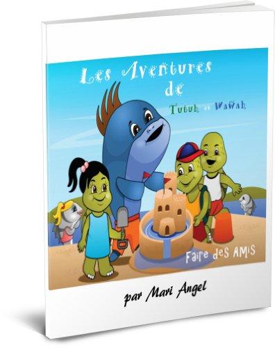 Couverture du livre Les aventures de Tutuh & Wawah