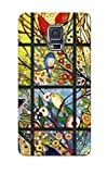Special AmazingAmber Skin Case Cover For Galaxy S5, Popular The Neverending Story Set Of 12 A2 Phone Case For New Year's Day's Gift