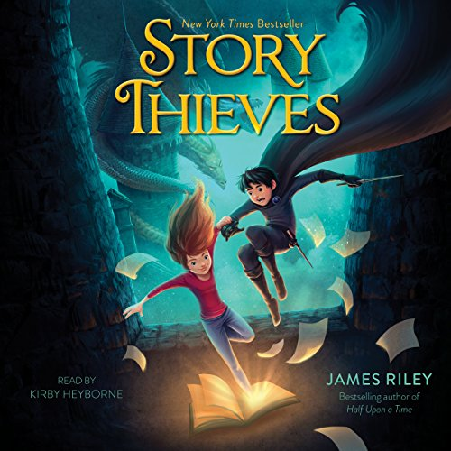 Story Thieves: Story Thieves, Book 1 (Kirby Science Fiction compare prices)
