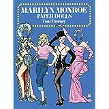 Marilyn Monroe Paper Dolls (Dover Celebrity Paper Dolls) ~ Tom Tierney