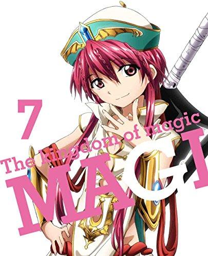 マギ The kingdom of magic 7(完全生産限定版) [Blu-ray]