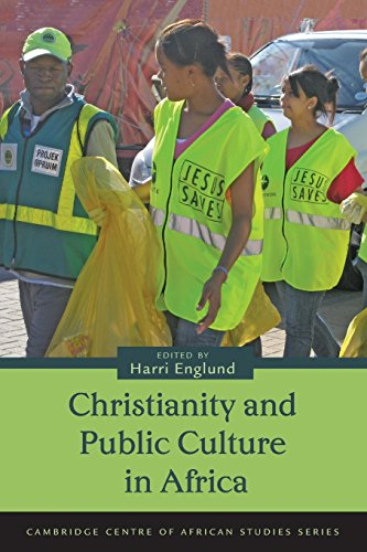 Christianity and Public Culture in Africa (Cambridge Centre of African Studies)