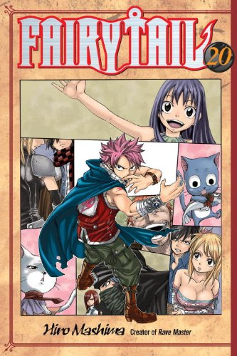 Fairy Tail, Vol. 20 (Fairy Tail, #20)