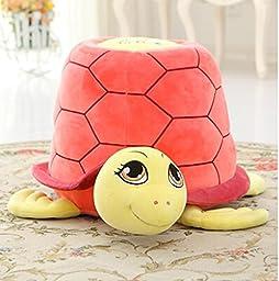 JudyDream Children Furniture Plush Cartoon Toys Small Seat Animal Tortoise Kindergarten Stool