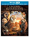 Legend of the Guardians-Owls of Ga'hoole (Three-Disc Combo: Blu-ray 3D / Blu-ray / DVD / Digital Copy)