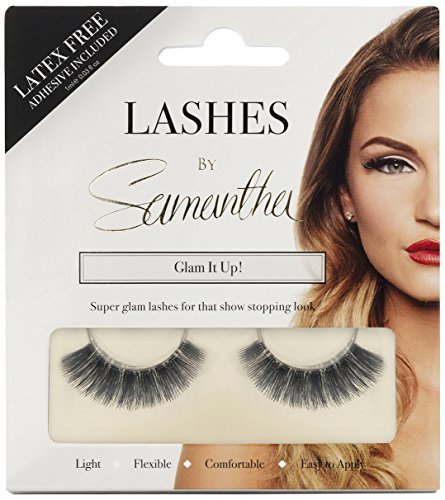 Samantha Faiers Eyelashes, Glam It Up by Per-Scent