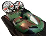 Radio Controlled Hovercraft HUGE 1:6 Scale Rechargeable 9V (Camoflage)