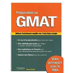 Préparation GMAT