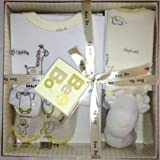 Bee Bo Baby Boxed Gift Set (LEMON GIRAFFE)