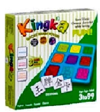Kingka Green (jeu pour apprendre le chinois) version chinois simplifié