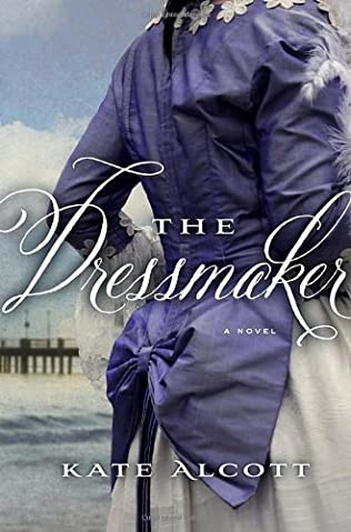 book cover of The Dressmaker