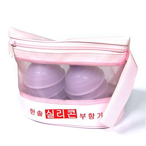 hansol-one-touch-silicon-cupping-10p-set-with-pouch-case-acupuncture-full-body-massage-by-hansol