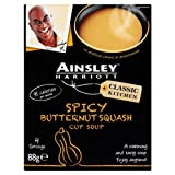 Ainsley Harriott Spicy Butternut Squash Cup Soup 12x88g