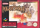 PowerMonger - Super Nintendo - PAL
