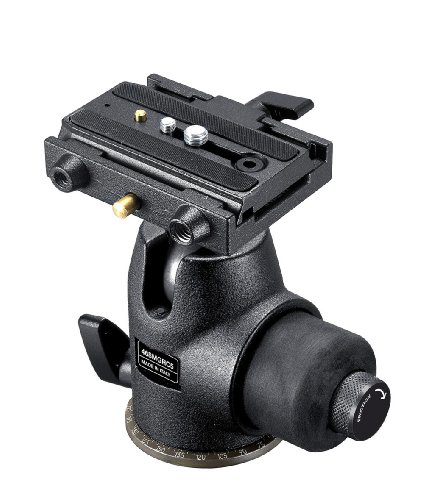 Manfrotto 468MGRC5 Hydrostatic Ball Head