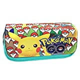 Estuches-Material-escolar-Portatodo-doble-Pokemon-Pikachu-Mint