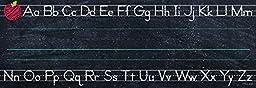 Creative Teaching Press Alphabet Name Plates, Black/White (3895)