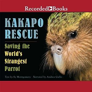 Kakapo Rescue Audiobook