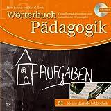 Wörterbuch Pädagogik (PC+MAC)
