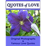 Quotes Of Love: A Compilation of Quotations & Original Photographs For Your Male Friends (Quotes Of Love 4)by LJS Quote 2 Motivate
