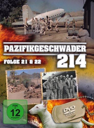 Pazifikgeschwader 214: 1.Staffel, Folge 21&22: Feuersturm - Duell in den Wolken