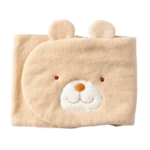 妖精の森collection ほのぼの動物はらまき オープン式 クマ YG-494
