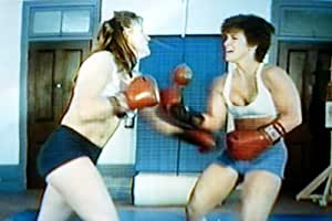 Women's Wrestling DVD - LSP-PP178 - Amateur Female Boxing (Four Bouts) - featuring Jessie, Val, Michelle, Dawn and Bonnie