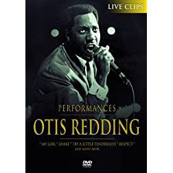 Redding, Otis - Performances