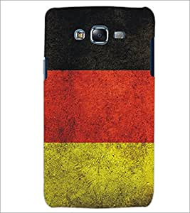 PrintDhaba Pattern D-5173 Back Case Cover for SAMSUNG GALAXY J5 (Multi-Coloured)