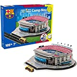 Nanostad FC Barcelona Camp Nou Stadium 3D Puzzle
