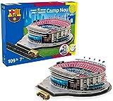 Maqueta/Puzzle 3D - Estadio Camp Nou 34x34x10. FC. Barcelona...